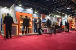 غرفه هومتکس در نمایشگاه ایران تکس