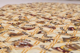 hometex dish drying mat fabric design