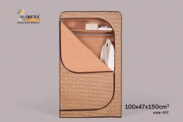 hometex hanging wardrobe hometex design open