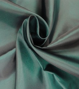 hometex nylon taffeta fabric dark green textile