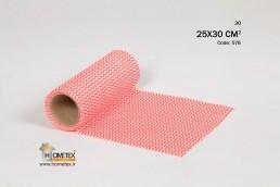 hometex striped roll paper