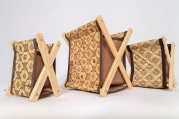 hometex x-basket different small sizes